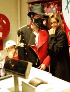 زندگی  لیزا ان Michael Jackson
